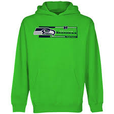 seattle seahawks majestic critical victory vii pullover hoodie