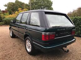 champagne range rover used 1997 land rover range rover 4 6 hse station wagon 5d 4554cc