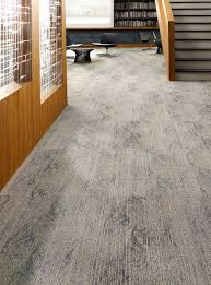 radiating out tile lees commercial modular carpet mohawk group