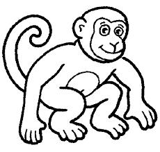 monkey mask colour tags monkey colour draw
