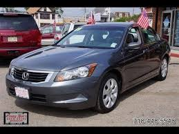 honda accord exl 2009 2009 honda accord ex l 2 4 sedan