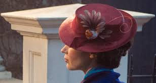 gaze upon emily blunt in her mary poppins costume the mary sue