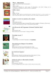 projet cuisine p馘agogique ireps17 catalogue outils pédagogiques antenne 17