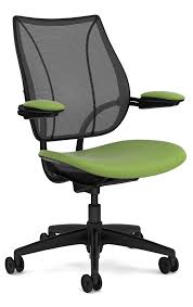 Humanscale Sit Stand Desk by Humanscale Liberty Chair With Adjustable Gel Arms