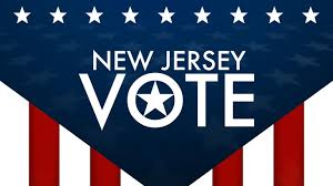 New Jersey State Flag Colors New Jersey Vote