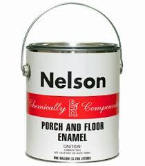 nelson oil based porch u0026 floor medium gray gallon nelson paint