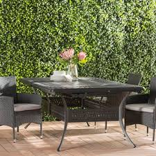 patio dinning table patio dining tables you ll love wayfair