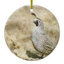 quail tree ornaments pictures to pin on