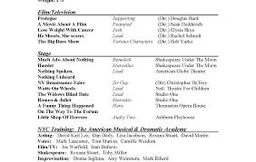 curriculum vitae template for teachers australia movie resume exle cover letter internship curriculum vitae exles