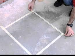 Piastrelle Esterno Leroy Merlin by Come Verniciare Il Pavimento Di Un Box Youtube