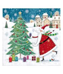 o christmas tree card pack of 10 cancer research uk online shop