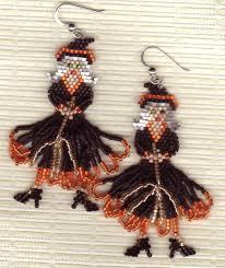halloween earrings untitled
