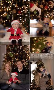 At Home Christmas Trees by At Home Christmas Tree Photos Morgan Henderson Photography