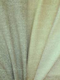 Heavy Drapery Fabric Crestmont Pattern Rawhide Woven Slubbed Textured Drapery