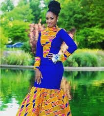 prom and wedding dresses promwa unique ankara print prom dress wedding gown