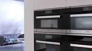 Miele Kitchens Design by Miele Speed Oven Miele Microwave H6100bm H6180bp H6200bm