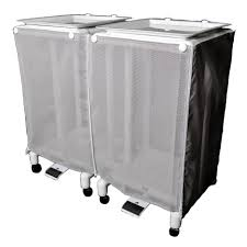 Canvas Laundry Hamper by Laundry Room Laundry Sorter On Wheels With Regard To Voguish