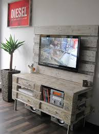 Interior Decoration For Tv Wall 50 Creative Diy Tv Stand Ideas For Your Room Interior Diy
