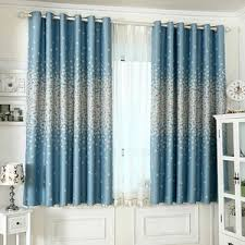 white window curtains