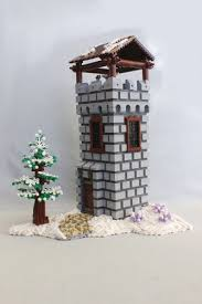 Shoo Elken elken watchtower a lego皰 creation by isaac snyder mocpages