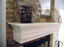 floating fireplace mantel shelf amazing home design wonderful and