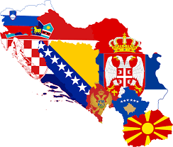 Yugoslavia Map Yugoslavia Clipart Clipground