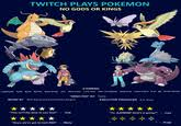 Shiny Geodude In Platinum Twitch Plays Pokemon Know - shiny geodude in platinum twitch plays pokemon know your meme