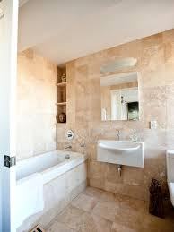 Travertine Bathroom Pueblosinfronterasus - Travertine in bathroom