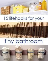 27 lifehacks for your tiny kitchen 15 life hacks for your tiny bathroom