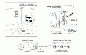 208 volt photocell wiring diagram installation 12 volt photocell
