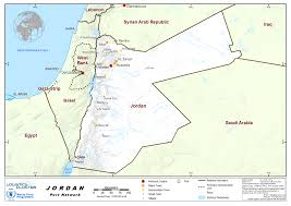 Gulf Of Aqaba Map 2 1 Jordan Port Of Aqaba Logistics Capacity Assessment Wiki