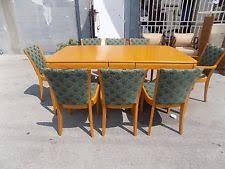 Maple Antique Dining Sets EBay - Dining room sets miami