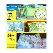 sewing patterns for home decor pillows sewing pattern for dummies throw pillows rectangular