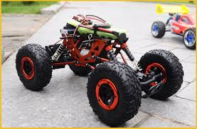 hsp 94680 2 4 1 18 scale 2wd electric powered rc truck toys