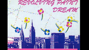 the revolving paint dream flowers in the sky youtube