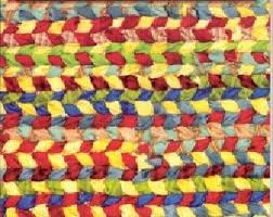 How To Rag Rug Rag Rug Instructions Etsy