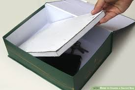 3 ways to create a secret box wikihow