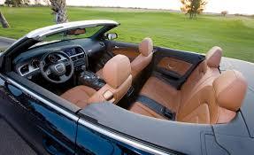 audi convertible interior audi a5 convertible interior 2010 a5 cabriolet johnywheels
