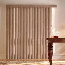 home decorators collection cocoa jute 4 5 in pvc vertical blind
