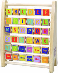 halloween wood blocks amazon com hape alphabet abacus wooden counting toy toys u0026 games