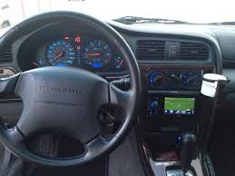 subaru legacy interior legacy iii be bh 2 5 156 hp