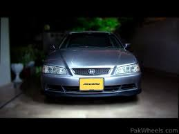 fs honda accord cf3 2001 regd 2003 cars pakwheels forums