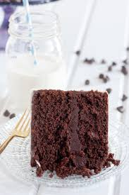 perfect chocolate cake from scratch goodie godmother a recipe