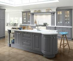 hampton dust grey painted kitchen choose style at kitchens direct