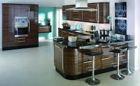 image result for acrylic finish high gloss kitchen cabinets