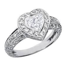 heart shaped engagement ring 25 best ring ideas images on heart shaped engagement