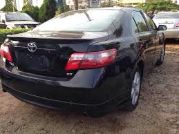 toyota 2008 price clean toks 2008 toyota camry sports buy fast autos nigeria