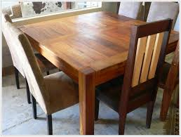 magnificent square dining room table homeophony