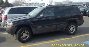 toyota jeep 1980 2003 jeep grand cherokee information and photos zombiedrive