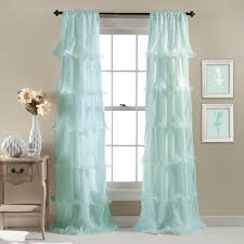Ruffled Curtains Pink Ruffled Curtains Click To Expand Find This Pin And More On Home